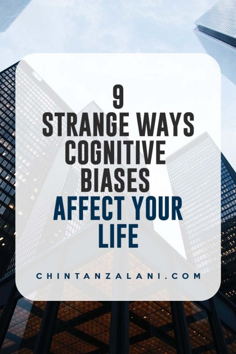 9 ways cognitive biases fuck with your brain